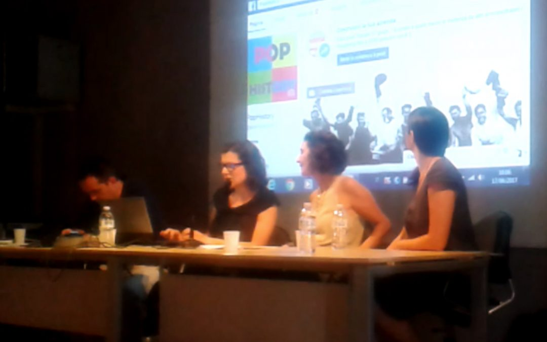 PopHistory all'Assemblea dell'Istituto storico di Modena