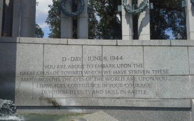A spasso per Washington tra storia e memoria
