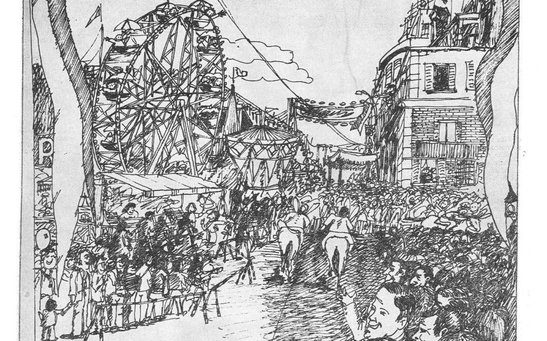 Il Diciotto: quarant'anni di storia di Milano in esposizione alla Sagra di Baggio