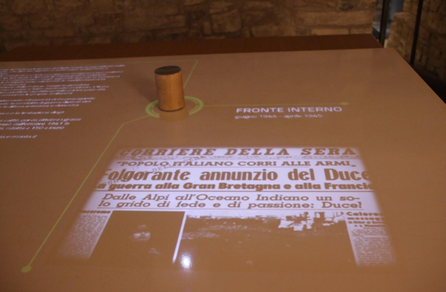 La scelta la resistenza la zona libera di montefiorino - Tavolo multimediale ...