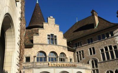 Un castello per raccontare la storia della Svizzera: il Landesmuseum Zürich