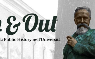 In & out. Il posto della public history all'Università