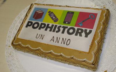 PopHistory: 365 giorni nella Public History