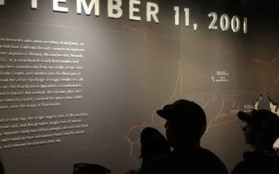 9/11 Memorial&Museum: quando un'assenza è più efficace di una presenza