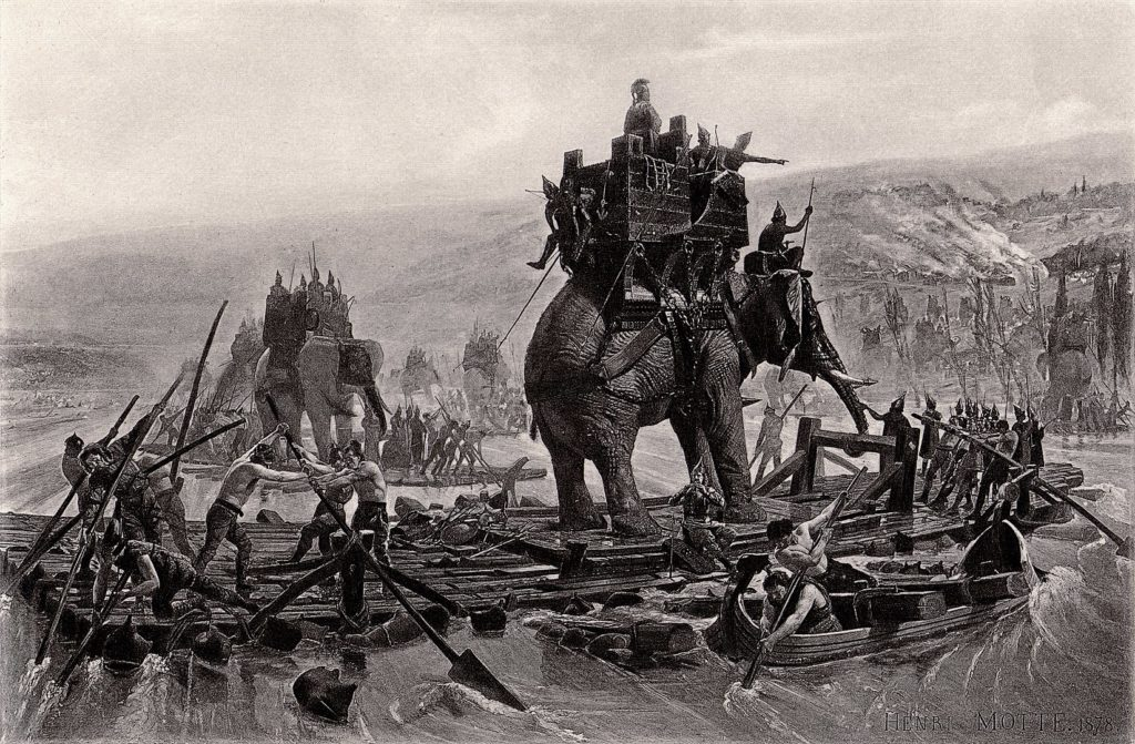 carthago annibale elefanti