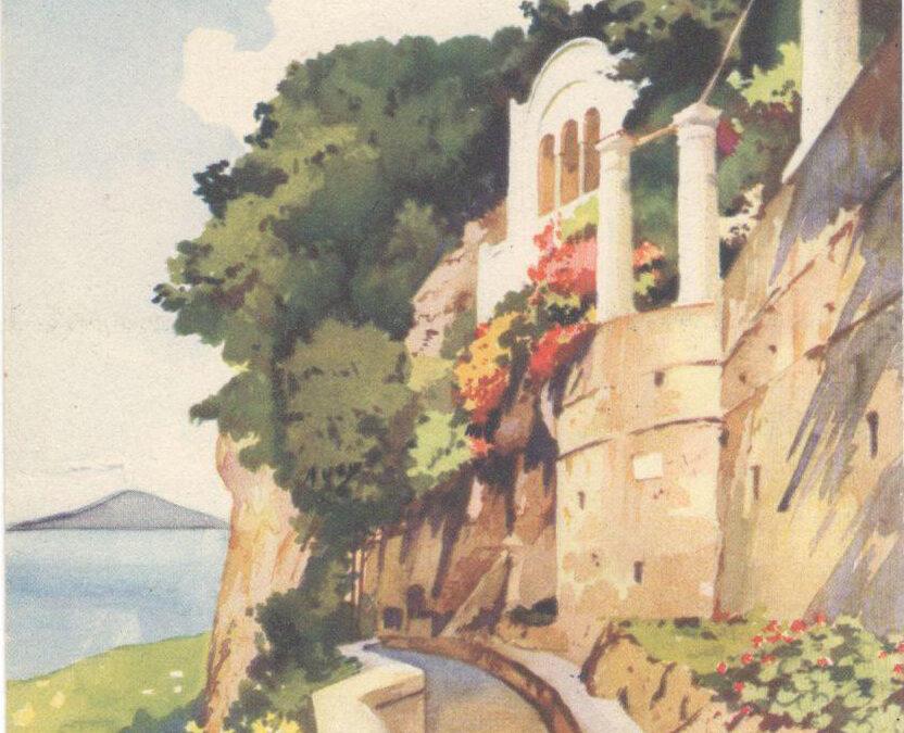 Josef Heurtens, cartolina del 17 novembre 1944