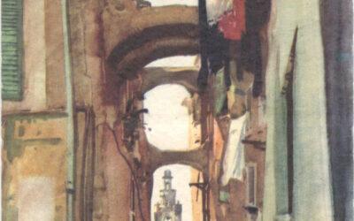 Josef Heurtens, cartolina del 20 novembre 1944