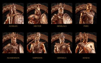 Total War Troy: tra l'idolo delle origini e il fascino dell'epica