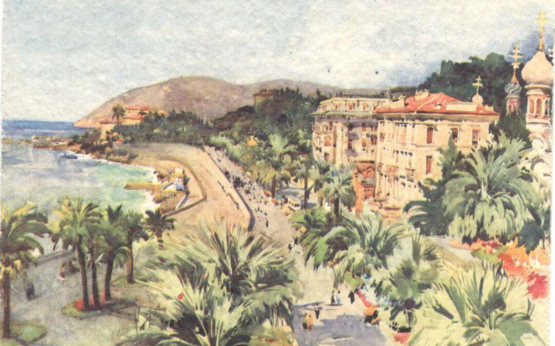 Josef Heurtens, cartolina del 1 gennaio 1945