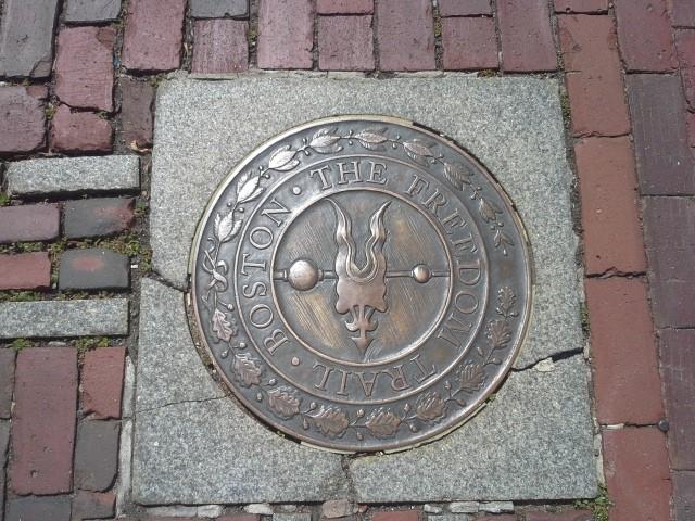 Boston: alla conquista della libertà