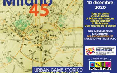 Milano45 on line